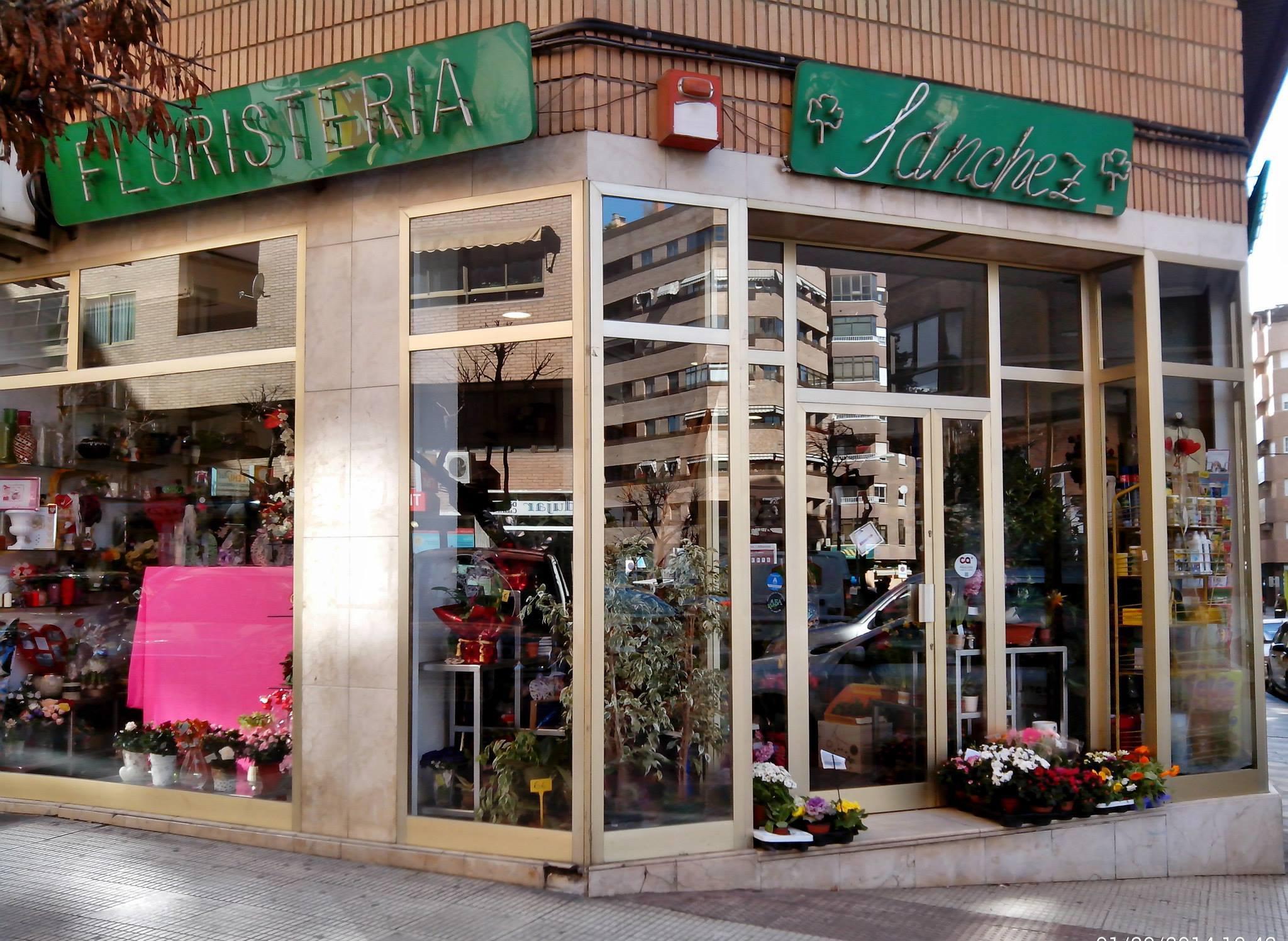 Floristería Sánchez